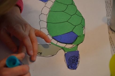 Turtle in Process